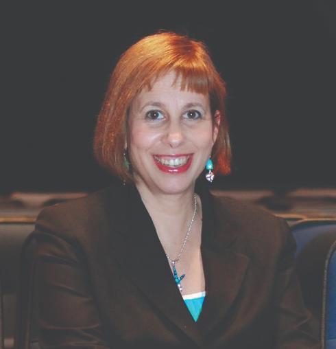 Martie Cook portrait